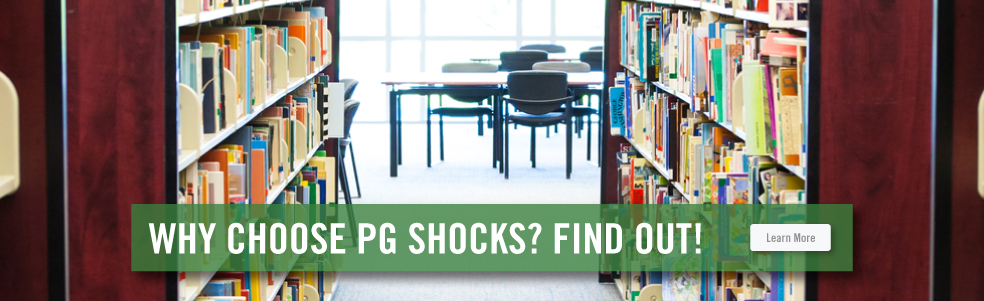 why choose pg shocks? find out!